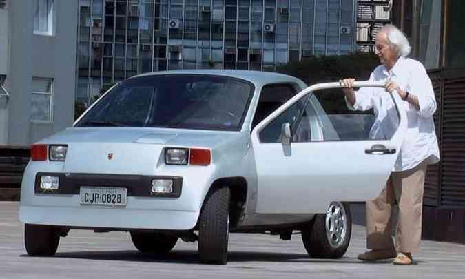 O setor automotivo perdeu Anísio Campos, designer pai de históricos projetos(foto: Homem Carro/Reprodução da internet)