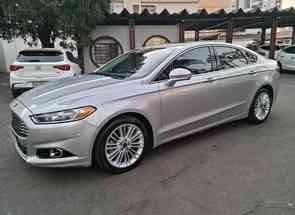 Ford Fusion Titanium 2.0 Gtdi Eco. Awd Aut. em Belo Horizonte, MG valor de R$ 85.800,00 no Vrum