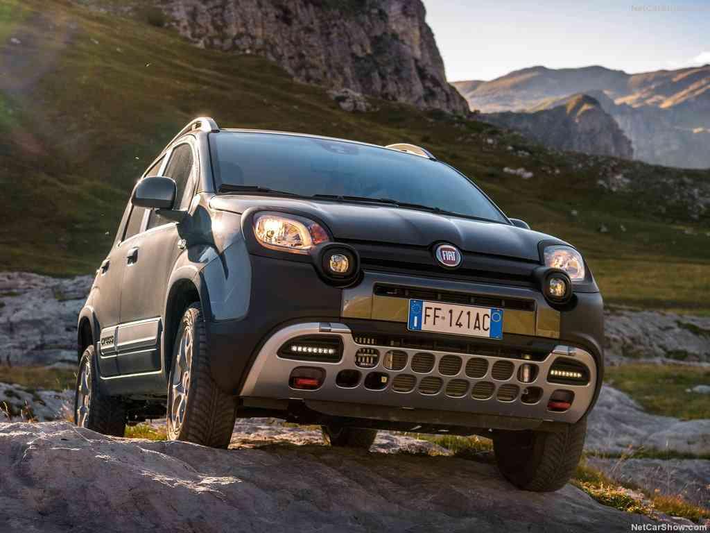 FCA produz o Fiat Panda e pode produzir o mini-Renegade - Fiat/ Divulgação