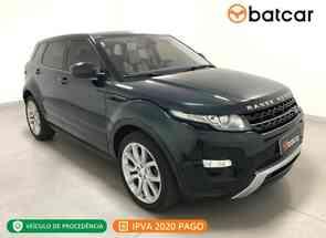Land Rover Range R.evoque Dynamic 2.0 Aut 5p em Brasília/Plano Piloto, DF valor de R$ 119.000,00 no Vrum