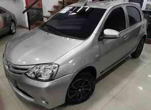 Toyota Etios X 1.3 Flex 16v 5p Mec. em Londrina, PR valor de R$ 37.900,00 no Vrum