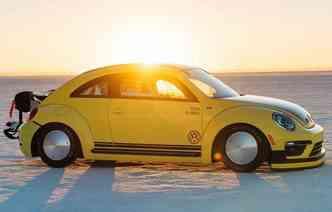 Transformação rendeu ao modelo 550 cavalos de potência e 58,2 kgfm de torque(foto: Volkswagen / Divulgação)