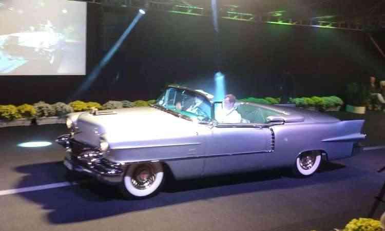 Cadillac 1956 - Pedro Cerqueira/EM/D.A Press