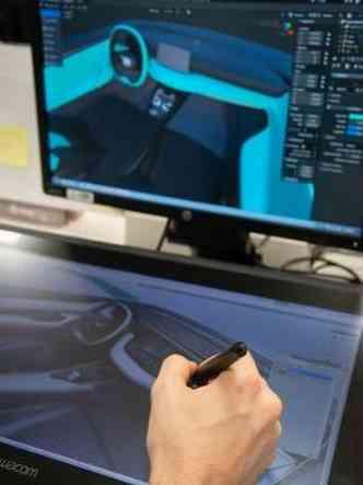 A Fiat vai exibir seu novo Concept Car, que revela ideias para os carros de produção(foto: Fiat/Divulgação)