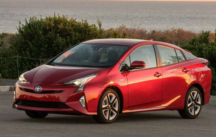 Prius é um dos modelos convocados pela Toyota. Foto: Toyota/Divulgação - Toyota/Divulgação