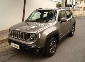 Jeep Renegade Limited 1.8 4x2 Flex 16v Aut. em Belo Horizonte, MG valor de R$ 92.000,00 no Vrum