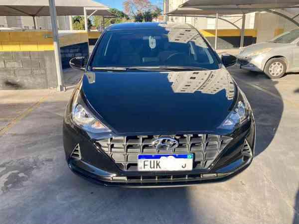 Hyundai Hb20 Vision 1.6 Flex 16v Mec. 2021 R$ 61.000,00 MG VRUM