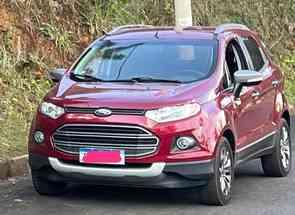 Ford Ecosport Freestyle 1.6 16v Flex 5p Aut. em Belo Horizonte, MG valor de R$ 62.500,00 no Vrum