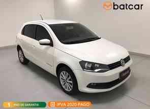 Volkswagen Gol Comfortline 1.6 T. Flex 8v 5p em Brasília/Plano Piloto, DF valor de R$ 34.000,00 no Vrum