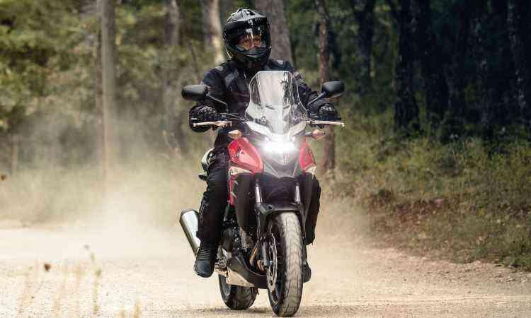 Nova Honda CB 500X - Honda/Divulgação