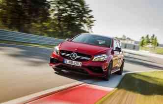 (foto: NetCarShow/ Mercedes-Benz/ divulgação)