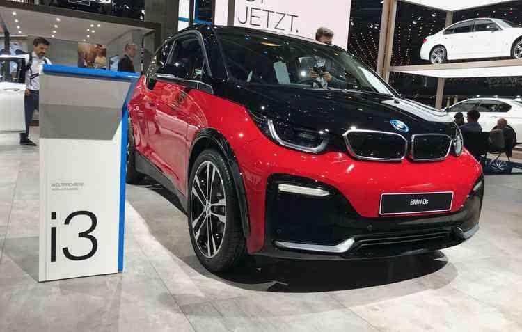 BMW confirmou que a nova geração do i3 virá para o Brasil   - Jorge Moraes/DP