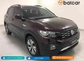 Volkswagen T-cross Comfortline 1.0 Tsi Flex 5p Aut. em Brasília/Plano Piloto, DF valor de R$ 95.500,00 no Vrum