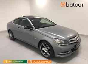Mercedes-benz C-180 Cgi Coupe 1.8 16v 156cv Aut. em Brasília/Plano Piloto, DF valor de R$ 63.500,00 no Vrum