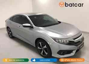 Honda Civic Sedan Ex 2.0 Flex 16v Aut.4p em Brasília/Plano Piloto, DF valor de R$ 86.000,00 no Vrum