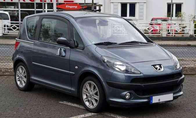 Na Europa, Peugeot 1008 substitui o modelo 1007, que não foi bem sucedido(foto: Creative Commons)