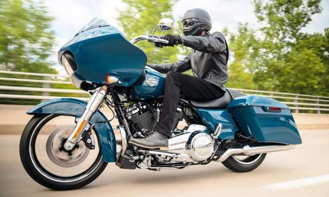 Harley-Davidson Touring Road Glide Special(foto: Harley-Davidson/Divulgação)