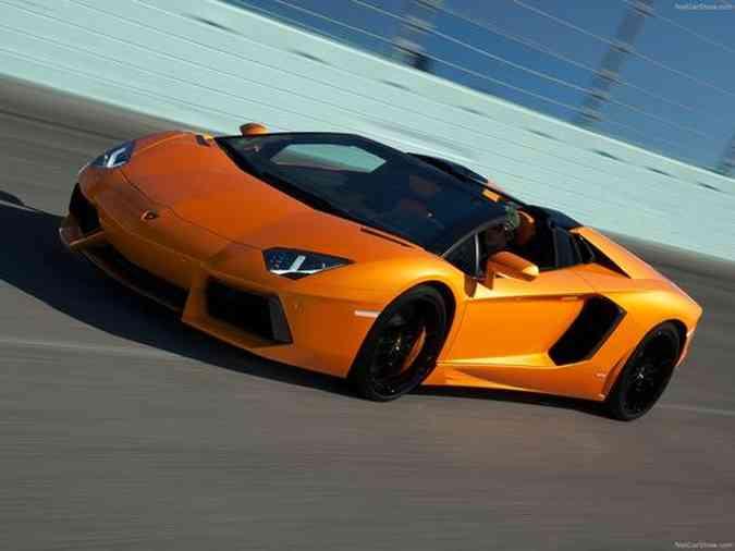 Lamborghini Aventador chega a 2 mil unidades vendidasLamborghini/Divulgação