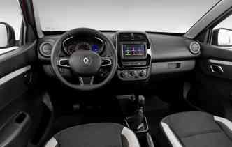 Estimativa é produzir 10 mil veículos até o fim de fevereiro. Foto: Renault / Divulgação
