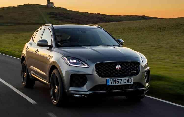 Jaguar E-Pace chega em abril por R$ 222.300