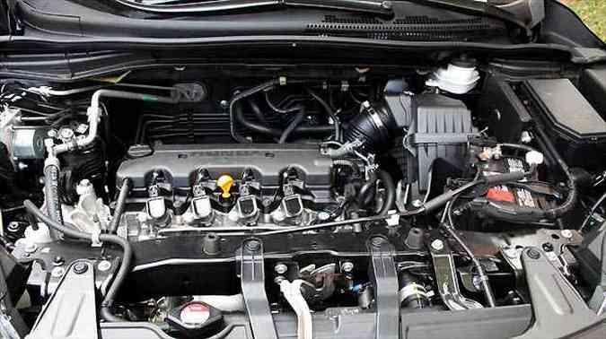 Motor dá conta do recado, mas proporciona performance discreta