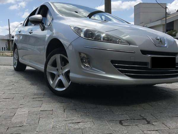 Peugeot 408 Sedan Allure 2.0 Flex 16v 4p Aut. 2015 R$ 42.500,00 MG VRUM