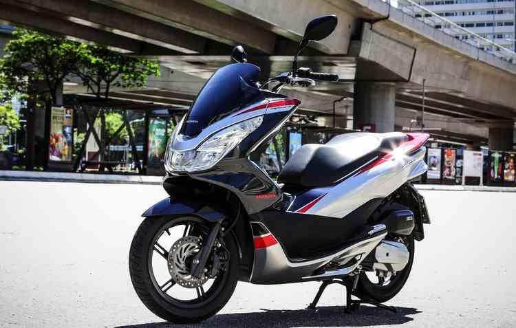 O modelo Honda é equipado com tecnologia, que é exclusiva entre o segmento, o Idling Stop - Divulgação