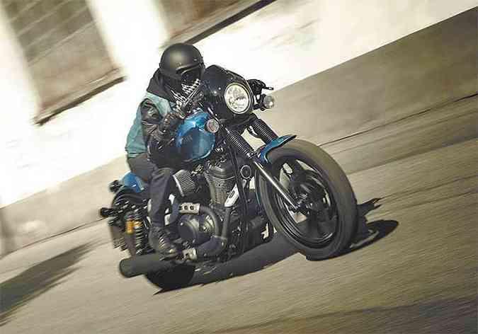 Modelo chega ao mercado mundial em maio(foto: Yamaha / Divulgação )