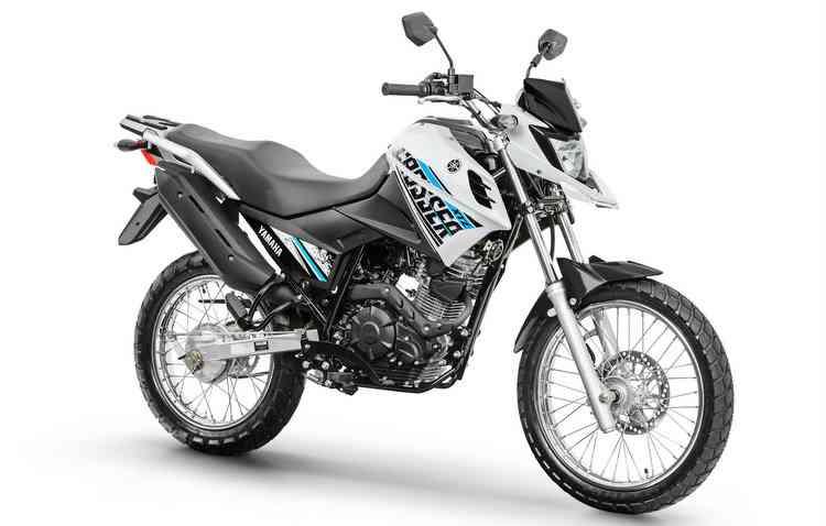 Yamaha Crosser é a nova aposta da marca para a Trail de entrada - Divulgação
