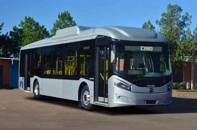 A categoria D é voltada para veículos que comportam mais de 8 passageiros(foto: Mobi-PE/Divulgação.)