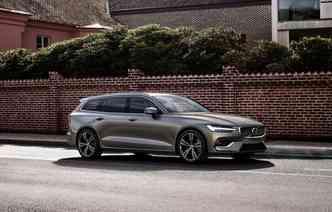 Pré-venda do modelo começa em junho. Foto: Volvo / Divulgação