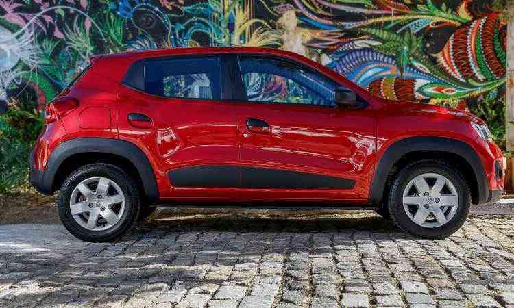 Kwid Zen - Renault/Divulgação