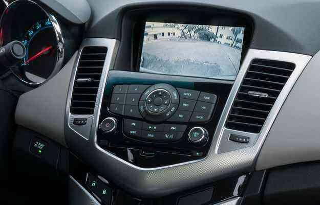 Com o dispositivo, o condutor pode receber informações do automóvel, acessar o GPS e ouvir músicas - Chevrolet/divulgação