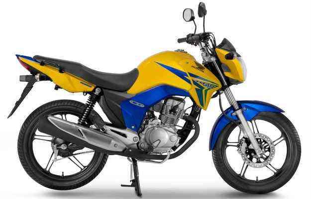 De acordo com a Honda, a motocicleta foi desenvolvida para celebrar