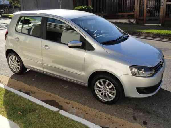 Volkswagen Fox Prime/Hghi. Imotion 1.6 T.flex 8v 5p 2013 R$ 35.900,00 MG VRUM