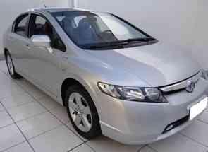 Honda Civic Sedan Lxs 1.8/1.8 Flex 16v Aut. 4p em São Paulo, SP valor de R$ 21.500,00 no Vrum