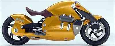 A inspiração de estilo da Biplane é aeronáutica - Suzuki/Divulgação