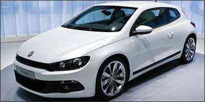 Volkswagen Scirocco -