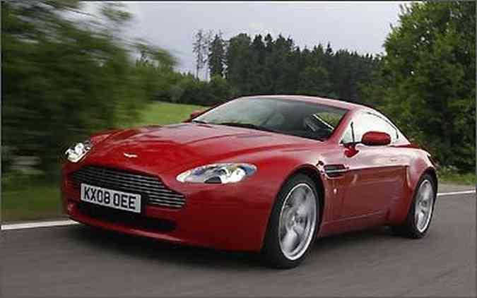 (foto: Fotos Aston Martin/Divulgação)