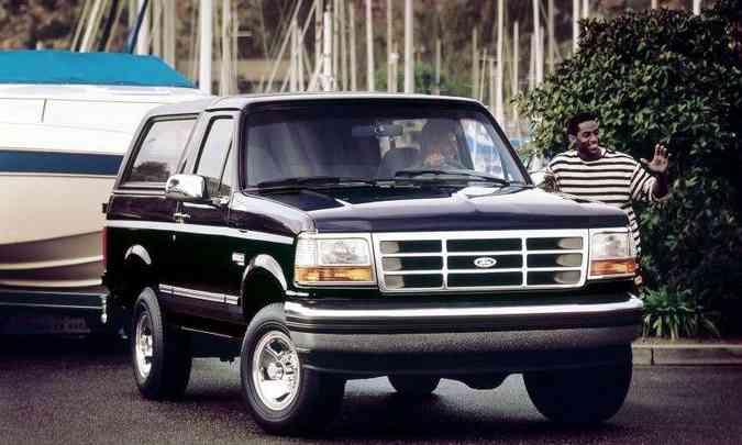 Por questão de segurança, a capota deixou de ser removível na quinta e última geração do modelo(foto: Ford/Divulgação)