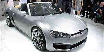 VW Concept Blue Sport -