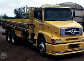 Mercedes-benz L-1620 3-eixos 2p (diesel) em Belo Horizonte, MG valor de R$ 10,00 no Vrum