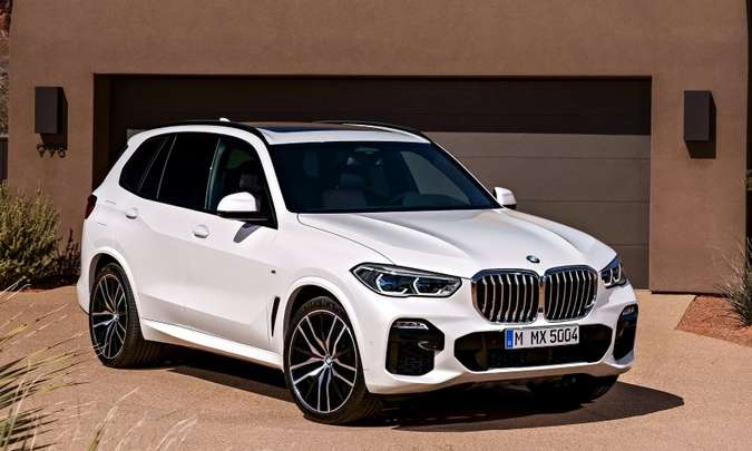 O SUV BMW X5 começou a ser montado na fábrica de Araquari, em Santa Catarina (foto: BMW/Divulgação)