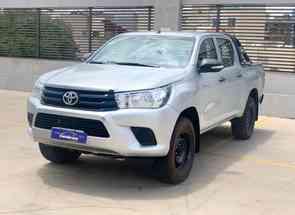 Toyota Hilux CD 4x4 2.8 Diesel Mec. em Belo Horizonte, MG valor de R$ 139.900,00 no Vrum