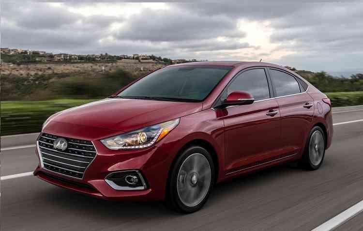 Hyundai Accent foi vendido mais de 42 mil vezes na Costa Rica. Foto: Hyundai / Divulgação -