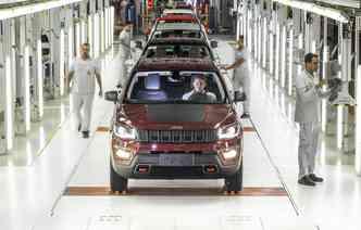 Presidente da Anfavea afirmou que a paralisação da produção de veículos irá afetar de forma direta na arrecadação de recursos para o país. Foto: Léo Lara / Divulgação