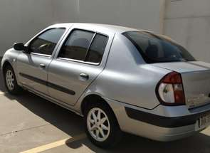 Renault Clio Sedan Rn/ Expression 1.6 16v 4p em São José do Rio Preto, SP valor de R$ 9.100,00 no Vrum