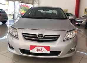 Toyota Corolla Altis 2.0 Flex 16v Aut. em Governador Valadares, MG valor de R$ 54.500,00 no Vrum