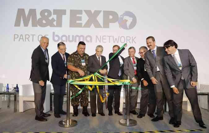 Evento foi marcado por acordos comerciais para o setor(foto: Produtora Oficio da Imagem/Corte )