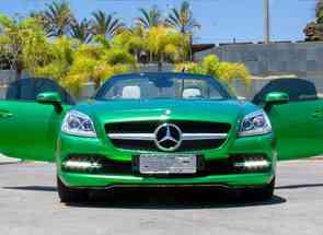 Mercedes-benz Slk-250 Cgi 1.8 16v 204cv Aut. em Brasília/Plano Piloto, DF valor de R$ 167.900,00 no Vrum